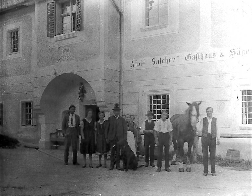 Geschichte 1916